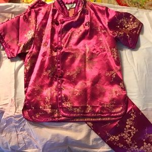 Other - Asian style children pajamas